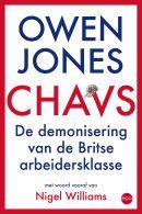 Chavs : de demonisering van de Britse arbeidersklasse -  Jones, Owen -  plaats 330.2 # Internationale politiek