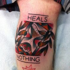 time heals all wounds tattoos pinterest time heals. Black Bedroom Furniture Sets. Home Design Ideas