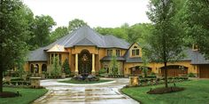 luxury homes | ... | Home Office Decorating Ideas: Landscaping Ideas for Luxury Homes