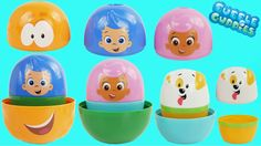 """Bubble Guppies Stacking Cups Surprise Eggs Disney Frozen Elsa Spiderman Baby Toys. We found a lot of fun surprises from Disney Frozen Tsum Tsum Spiderman Shopkins and more.  Subscribe here to never miss a video: https://www.youtube.com/channel/UCsRW8ikkc-uISUXtNKBfFcw?sub_confirmation=1  - Watch my last video: https://youtu.be/Hu70MkH48A4  The """"Bubble Guppies Stacking Cups"""" has Molly Gil Puppy and Mr. Grouper. This set is recommended for infants toddlers over 6 months.  En mi canal puedes…"""