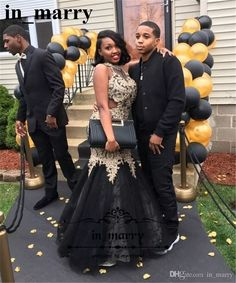 Sexy Gold Lace Appliques Mermaid 2K17 Prom Slay Plus Size Black Girls African Arabic Girls Formal Dresses Evening Wear 2017 Vestido De Festa Mermaid Prom Dresses Dresses Party Evening Long Prom Dresses Online with $234.29/Piece on In_marry's Store | DHgate.com
