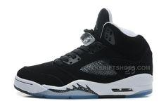 "separation shoes 3de4e 96c5f Air Jordan 5 Retro ""Oreo"" Black Cool Grey-White For Sale Online"