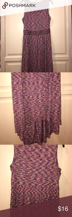 Cable & Gauge High low dress Cable & Gauge Dresses High Low