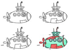 Camille, Illustration, Snoopy, Comics, Fictional Characters, Art, Underwater, Sailors, Drawings