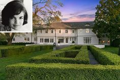 Inside Jackie Kennedy's $30 Million Childhood Summer House, Sold to Mystery Buyer