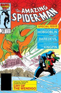 Amazing Spider-Man (1963) #277 #Marvel #AmazingSpiderMan (Cover Artist: Charles Vess)