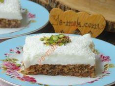 Kıbrıs Tatlısı Resimli Tarifi - Yemek Tarifleri