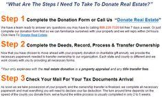 Donate Real Estate