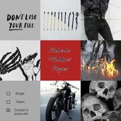 Image result for ghost rider aesthetic