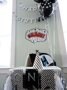 LOVE Little Adi & Co Super Hero Party!!!