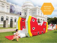 Museums in Singapore: A guide to the best museums to visit with kids for family outings