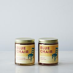 Perfect for the parents who have everything...Blue Chair Fruit Early Girl Tomato Jam + Lemon Marmalade