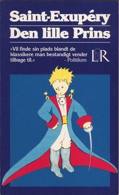 Danish #190, Little Prince Collection, Le Petit Prince
