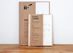 Tondeluna by Bea Bascuñán, via Behance - MENU