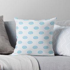 Buy Pillows, Throw Pillows, Cozy House, Original Art, Cushions, Bright, The Originals, Prints, Color