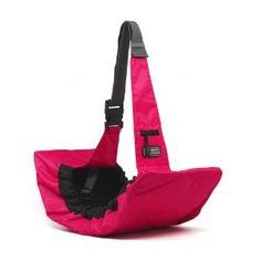 Amazon.com: Kyjen Outward Hound Pet Sling, Pink: Pet Supplies