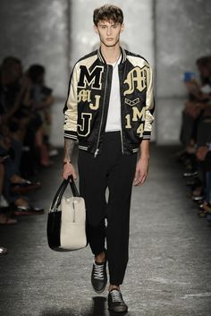 Marc by Marc Jacobs Men's RTW Spring 2014 - Slideshow