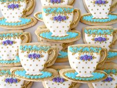 .Oh Sugar Events: Teacups