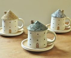 This kind of ceramics pottery is a quite inspiring and excellent idea