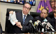 Direccion del PLD expresa inconformidad encuesta Gallup-Hoy muestra a Danilo bajando en caída libre frente a Luis Abinader