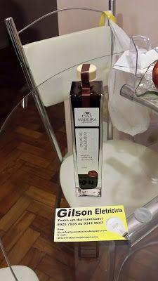 Dicas do Gilson Eletricista: Contos do Gilson Eletricista: O saleiro da sogra