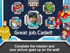 Rescue Bots, Best Apps, Transformers, Sky, Reading, Book, Heaven, Word Reading