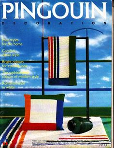 Knitting Magazine, Home Comforts, Catalogue, Classic Style, Magazines, Knitting Patterns, Colours, Number, Decoration