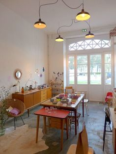 atelier-boutique  Atelier du petit parc  19 allée baco, à Nantes