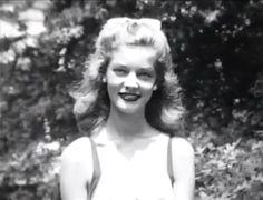 bettybacallbeauty:  Lauren Bacall - Early 1940s