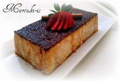 Receta | Puding de croissant con toque de canela - canalcocina.es