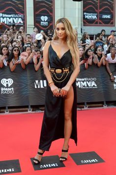 """""""Pretty Little Liars"""" star Shay Mitchell arrives in style to the 2016 iHeartRadio MuchMusic Video Awards in Toronto,Canada ."""