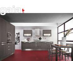 ▷ Современные модели Cucine LUBE Italy - Модель Gaia