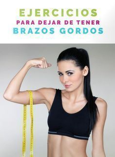 Ejercicios para afinar tus brazos #gim #ejercicio #brazos
