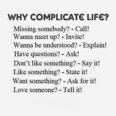 Yes. I wish everybody understood this.