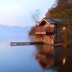 Perfect boat dock