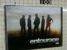 Entourage - July 2011 - NYC