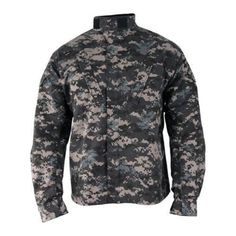 Propper Battle Rip® ACU Digital Coat Long Digital Subdued Urban
