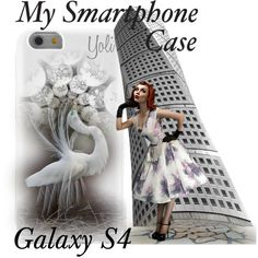 """Smartphone case"" by yoli62 on Polyvore"