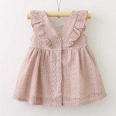 Cuckoo Kids Lace Sleeveless Dress Clothing > Fashion > Children's Fashion Cu...-
