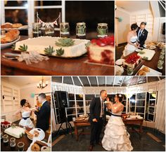 Orcutt Ranch cake room