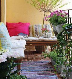Скамейка сидение для балкона