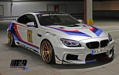 BMW 650i Body Kit and Powerkit by Prior Design