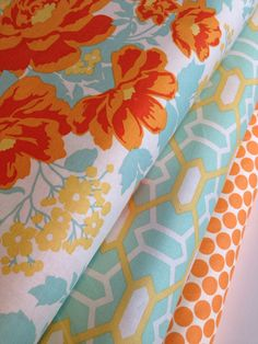 amy butler type fabric | Fabric bundle in Heirloom by Joel Dewberry and Amy Butler- Yard Bundle ...