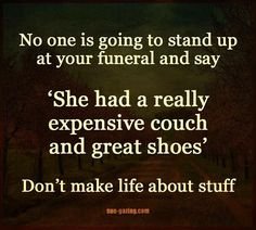 Although material possessions are nice, don't let a false image be your driving force for people's approvals. Your character is what wins in the end. #sungazing