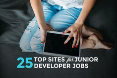 Use These 25 Job Sites to Find Your First Developer Job - Skillcrush Great Website Design, Simple Web Design, Where To Find Jobs, Web Design Jobs, App Design, Computer Jobs, Learn Programming, Computer Programming, Web Development Company