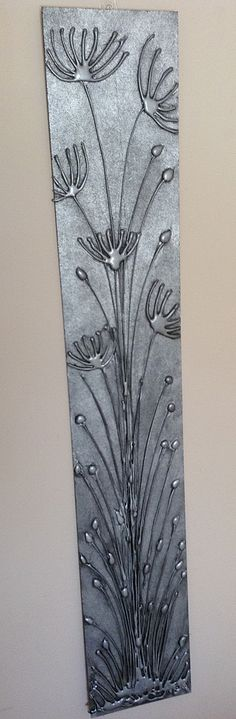Painting idea. I would love this in color! Hot Glue Gun Art - Spray painted with Metallic Silver, distressed with black paint - giving it an antique metal look.. Please also visit www.JustForYouPropheticArt.com for colorful inspirational Prophetic Art and stories. Thank you so much! Blessings!