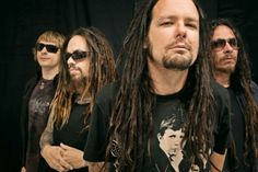 """KoRn - I miss David and Brian """"Head"""" Welch, the band is not the same without them (even though the band's music is different, but good). =["""