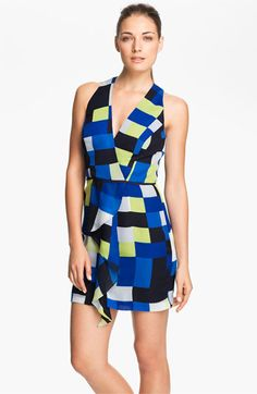 Milly 'Anita' Print Sheath Dress available at #Nordstrom
