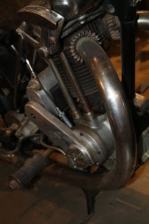 OldMotoDude: 1932 J.A.P. powered Tornax 1000 on display at the Forney Transportation Museum -- Denver, Co.