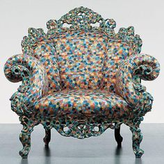 Would You Ever Sit In These Crazy Chairs? : LCP Lounge Chair by ...